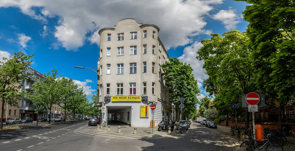 Language school for language courses DIE NEUE SCHULE Berlin